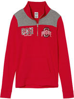 Victoria's Secret Victorias Secret The Ohio State University Perfect Quarter-Zip
