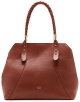 Vince Camuto Braided Handle Tote Bag