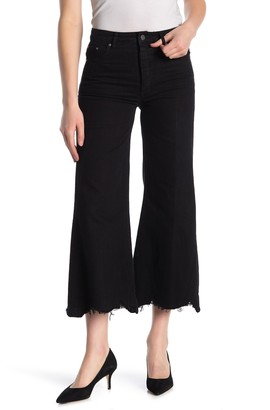 Tractr High Rise Culotte Jeans