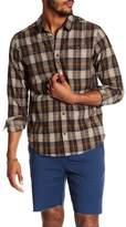 RVCA Bone Flannel Regular Fit Shirt