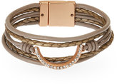 Saachi Gold-Tone Multi Layer Bracelet