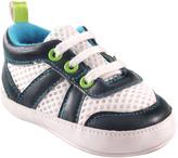 Luvable Friends Navy & Blue Athletic Sneaker