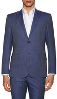 J. Lindeberg Hopper Soft Summer Twill Wool Sportcoat