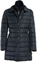 Peuterey Long Quilted Down Jacket