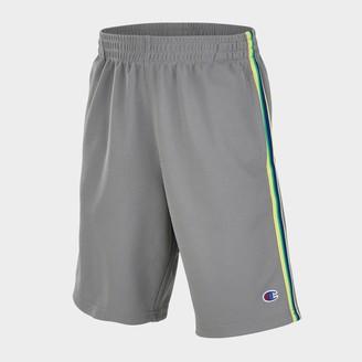 Champion Boys' Tri-Color Mesh Athletic Shorts