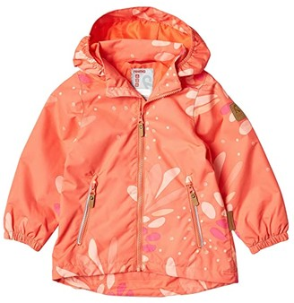 reima Reimatec Jacket Anise (Toddler/Little Kids/Big Kids) (Coral Pink) Girl's Clothing