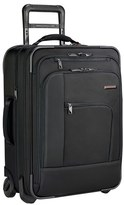 Briggs & Riley Men's 'Verb - Pilot' Rolling Carry-On - Black