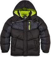 Xersion Puffer Long-Sleeve Jacket - Boys 8-20