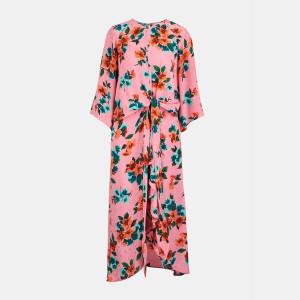 Essentiel Antwerp Vayen Dress Pink Floral - 34