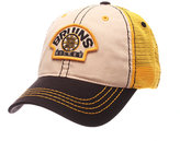 Zephyr Boston Bruins Roader Mesh Cap