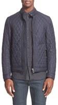 Belstaff Men's 'Bramley' Quilted Moto Jacket