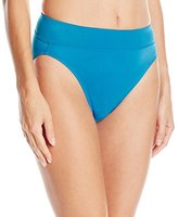Warner's Women's No Pinching No Problem Hi Cut Brief Panty