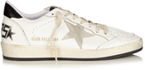 Golden Goose Deluxe Brand Ball Star low-top leather trainers