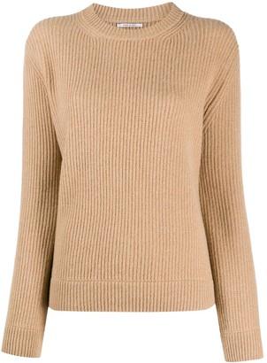 Woolrich Long Sleeve Chunky Knit Jumper