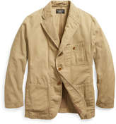 Ralph Lauren Cotton Twill Sport Coat