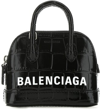Balenciaga Ville Mini Top Handle Bag