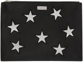 Stella McCartney Black Star Pouch