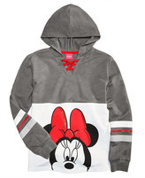 Disney Disney'sandreg; Minnie Mouse Lace-Up Hoodie, Big Girls (7-16)