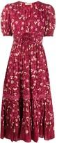 Ulla Johnson Zaria floral-print dress