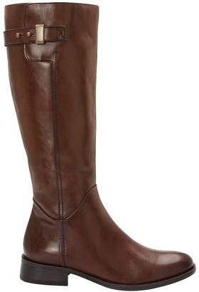Sandler Jenna Brown Glove Boot