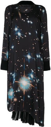 Sacai Sky Star Dress