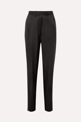 Giuliva Heritage Collection Cornelia Wool Straight-leg Pants - Black