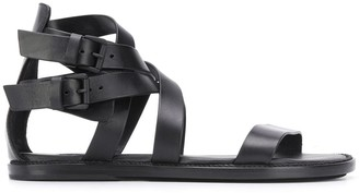 Ann Demeulemeester Tucson strappy sandals