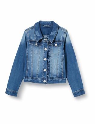 Name It Girl's Nkftegani DNM 2278 Jacket Noos