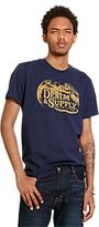 Denim & Supply Ralph Lauren Crew Neck Short Sleeve T-shirt, Classic Navy
