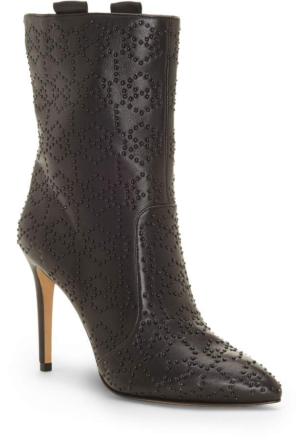 Vince Camuto Korikanta Studded Pointy Toe Boot