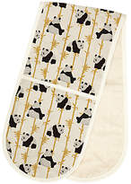 Fenella Smith Panda Double Oven Glove