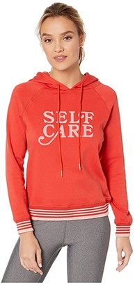 ban.do Pullover Hoodie (Self Care) Women's Clothing