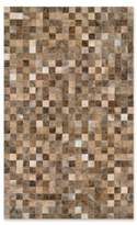 Couristan Chalet Pixels 9-Foot 4-Inch x 13-Foot 4-Inch Area Rug in Brown