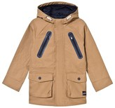 Ikks Camel Rocking on the Moon Hooded Parka