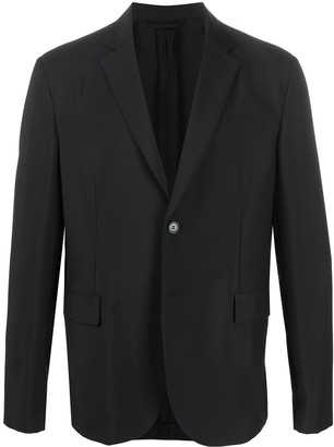 Acne Studios Single-Breasted Suit Jacket