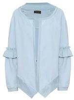 Burberry Cotton-blend cardigan