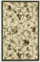 JCPenney Brumlow Wonderfruit Washable Rectangular Rug