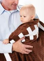 Mud Pie Football Blanket for Baby and Toddler by