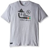 Lrg Men's Big and Tall Research Collection Archive Tree T-Shirt
