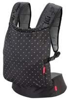 Infantino Zip Ergonomic Travel Baby Carrier in Black