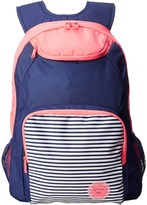 Roxy Shadow Swell Color Block Backpack