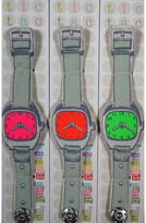Tic Tac Watches - Neon