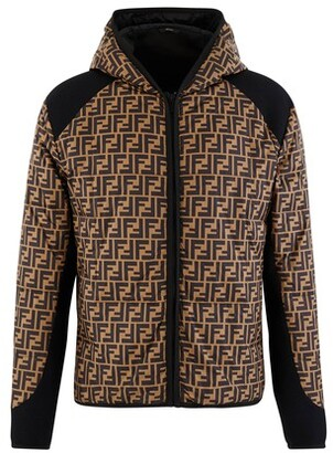 Fendi Ff Down Jacket