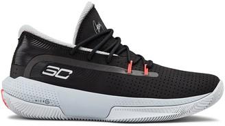 Under Armour Grade School UA SC 3ZER0 III Basketball Shoes
