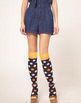 Over The Knee Spot Socks
