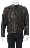 Theory Kerni Leather Jacket
