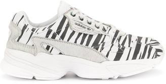 adidas Stan Smith zebra-print sneakers