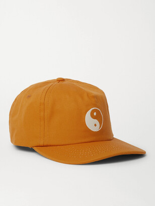 Mollusk Duality Embroidered Cotton-Twill Baseball Cap