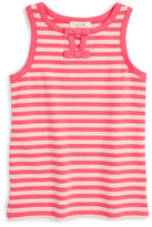 Kate Spade Stripe Tank (Big Girls)