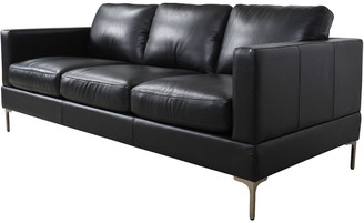 808 Home Tobia Black Sofa